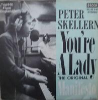 """7"""" 1972 KULT ! PETER SKELLERN : You´re A Lady / VG++"""