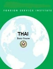 Complete THAI FSI Language Course Vol 1 & Vol 2 and more Text & Audio!!