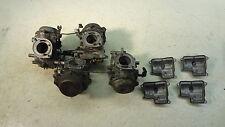 1987 Honda VF700C Super Magna VF 700 H710. carburetors carbs