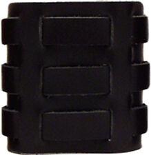 "LEATHER CUFF Wristband 2/"" BROWN BADASS Made in NYC by MATARA Rock USA Bracelet!"