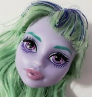 MONSTER HIGH DOLL 13 WISHES TWYLA HEAD ONLY FOR REPLACEMENT OR OOAK