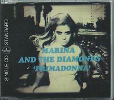 MARINA AND THE DIAMONDS - PRIMADONNA / (REMIX) 2012 EU CD MARINA DIAMANDIS