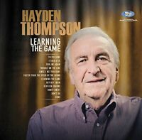 Hayden Thompson - Learning the Game [CD]