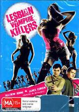 Lesbian Vampire Killers James Corden Region 4 DVD VGC