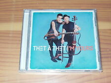 THET A THET - I'M YOURS / ALBUM-CD 2016 OVP! SEALED!