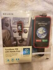 Belkin TuneBase FM Transmitter with Charger for iPod iPhone