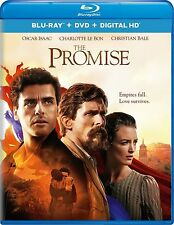 PRE ORDER: THE PROMISE (Christian Bale) -  Blu Ray - Sealed Region free