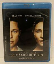 The Curious Case of Benjamin Button (Blu-ray Disc, 2009, 2-Disc Set, Canadian R…