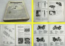 Harley Davidson FLTC FLHTC FXR FXRS-SP FXLR FXLR-CON FLHS 1993 Werkstatthandbuch