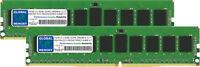 16gb (2x8gb) DDR4 2133mhz pc4-17000 288 Pines ECC Registrada RDIMM SERVIDOR RAM