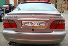 MERCEDES CLK W208 REAR  SPOILER