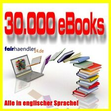 30.000 ENGLISCHE EBOOKS SAMMLUNG 30000 ENGLISH MASTER RESELLER RIGHTS eBUCH MRR