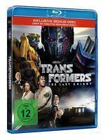 Transformers - Teil: 5 - The Last Knight - inkl. Bonus Disc [Blu-ray/NEU/OVP]