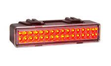 LED  Nebelschlußleuchte 146,5x32,8x50 Nebellicht Anhänger + Dreieck Rückstrahler