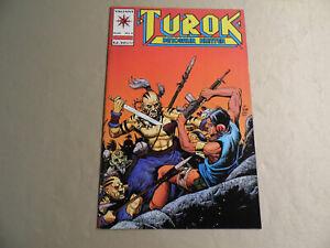 Turok Dinosaur Hunter #9 (Valiant 1993) Free Domestic Shipping