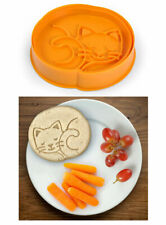 Purebreads Cat Bread Cutter Stamp by Fred & Friends