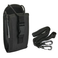 3 in 1 Two Way Radio Bag Holster Case for Motorola GP328 MTP850 Walkie Talkie