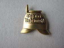 Pin Tag der Wehrmacht Tschako WWII WK2 WK1 WH Wehrmacht