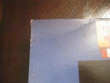 Elvis Presley; Moody Blue on LP Blue LP
