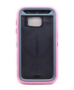 Otterbox Defender Case Samsung Galaxy S7 (Case Only) (DEEP BLUE GREY/PINK)