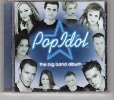 (HO18) Pop Idol, The Big Band Album - 2002 CD