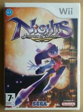 Wii - NiGHTS: Journey of Dreams (PAL) UKV FACTORY SEALED