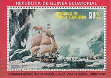 Guinea Ecuatorial - Block 248 (1005) / Schiff P.Astrolabe