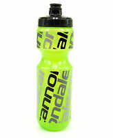 Cannondale Diagonal 24oz Bicycle Water Bottle Translucent Green 750ml