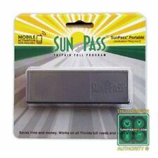 SunPass Transponder Portable PrePaid Toll Program For Florida New
