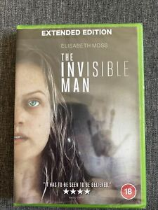 THE INVISIBLE MAN DVD - NEW SEALED DVD