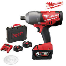 MILWAUKEE M18 CHIWF34-502X AVVITATORE IMPULSI 18V LITIO 5AH 1016Nm + 2 BATTERIE