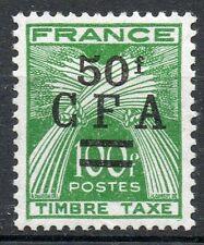 Réunion timbre TA N° 44  neufs **