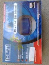 Elsa MicroLink 56K Internet Modem (External)