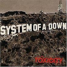 Toxicity von System of a Down | CD | Zustand gut