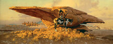 Frank McCarthy Scouting The Long Knives # 420/1400 Mint w/coa $2800 Value 1985