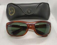 Ray-Ban Sunglasses Balorama L2872 Striped Red Havana Green