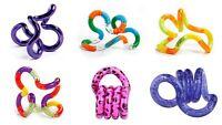 Zuru & Tangle Creations Jr Variety Set of 6 Genuine Toys Fidget Fiddle Stim SEN