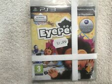 EYEPET  PS3 SONY NUEVO PRECINTADO NEW PLAYSTATION SEALED