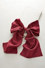 New Anthropologie Sold Out in Stores $38 Barne Silk Bow Comb by Lena Bernard