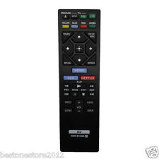 New RMT-B126A RMT B126A Remote for sony Blu-ray Player DVD HDTV with NETFLIX key