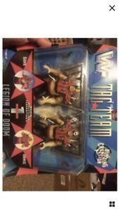 WWF WWE Jakks LOD RIP Animal 09232020 Hawk Tag Team Series 1 Legion of Doom
