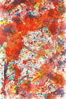 Sam Francis Untitled Giclee Canvas Print Paintings Poster LARGE SIZE