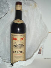 BAROLO 1967  Cav:. L.  BRERO  ilvino.collezione