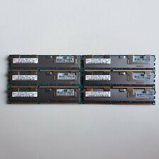 24 GB RAM Hynix (4 GB x6) ddr3 1333 ECC pc3-10600r hmt151r7bfr4c-h9 RAM Server