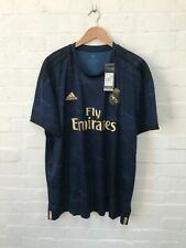 Real Madrid adidas Men's 2019-20 Away Football Shirt - XXL - Sergio Ramos - New