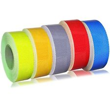 High Intensity High Quality Reflective Tape Vinyl Roll Self-Adhesive Choose