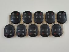 LOT OF 10 FORD FUSION 07-19 MUSTANG REMOTE KEY LESS ENTRY HEAD KEY DST40 OEM FOB