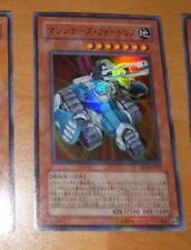 YU-GI-OH JAPANESE ULTRA RARE CARD HOLO CARTE Machina Fortress SD18-JP001 JAP NM