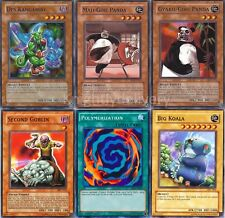 Chumley Complete Deck - Master of Oz - Gyaku-Gire Panda - Poly - 43 Cards - NM
