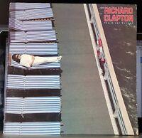 Richard Clapton – The Great Escape - 1982 LP record + insert